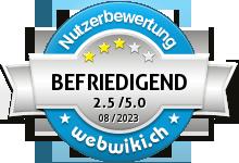e-tonerkartusche.ch Bewertung