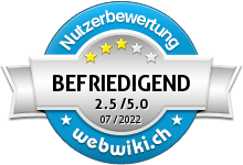 evenshop.ch Bewertung