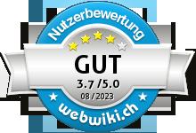 heizkleidung.ch Bewertung
