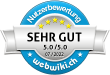 just.ch Bewertung