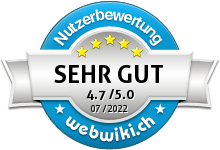 aquaristik-dewald.ch Bewertung