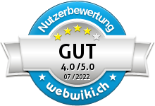 swisskalk.ch Bewertung