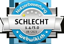 underwearshopping.ch Bewertung