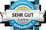 Bewertungen zu valshop.ch