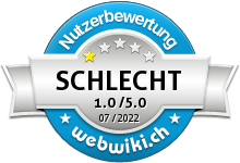 ziilgarte.ch Bewertung